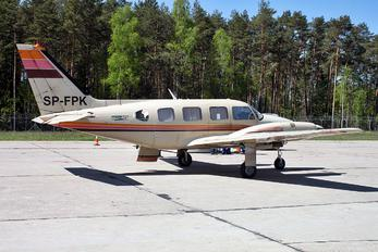 SP-FPK - MGGP Aero Piper PA-31 Navajo (all models)