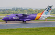 G-CCGS - FlyBe - Loganair Dornier Do.328 aircraft