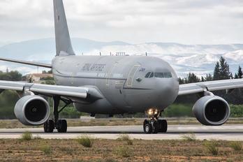 ZZ333 - Royal Air Force Airbus Voyager KC.3