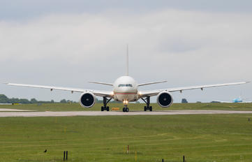 A6-ETI - Etihad Airways Boeing 777-300ER
