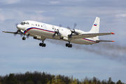 RA-75676 - Russia - Air Force Ilyushin Il-18 (all models) aircraft