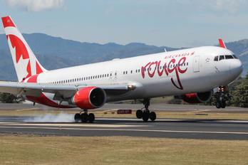 C-FMWQ - Air Canada Rouge Boeing 767-300ER