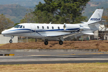 N590AK - Private Cessna 560XL Citation Excel