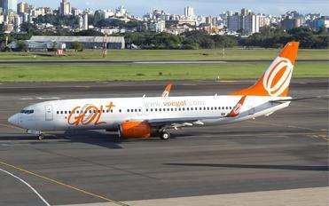 PR-GGJ - GOL Transportes Aéreos  Boeing 737-800