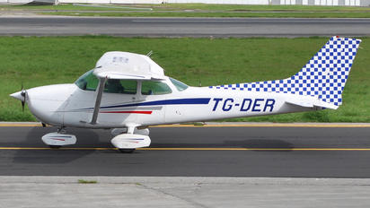 TG-DER - Private Cessna 172 Skyhawk (all models except RG)