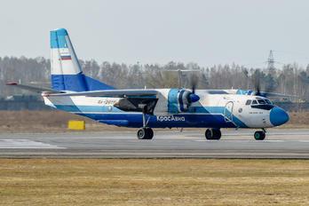 RA-26118 - KrasAvia Antonov An-26 (all models)