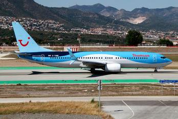 G-TAWC - Thomson/Thomsonfly Boeing 737-800