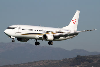 G-RAJG - Cello Aviation Boeing 737-400