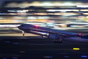 JA8971 - ANA - All Nippon Airways Boeing 767-300