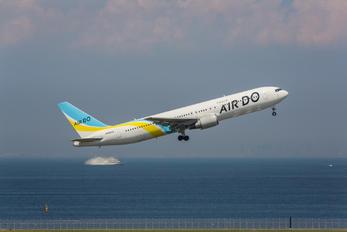 JA98AD - Air Do - Hokkaido International Airlines Boeing 767-300ER