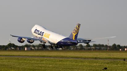 N852GT - Atlas Air Boeing 747-8F