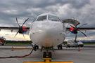 Air Serbia ATR 72 (all models) YU-ALV at Ljubljana - Brnik airport