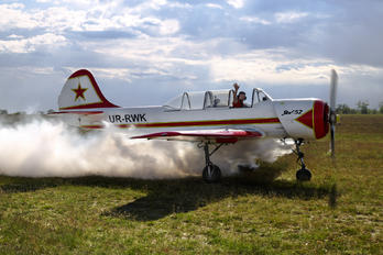 UR-RWK - Private Yakovlev Yak-52