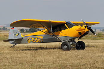 D-EBET - Private Cub Crafters Carbon Cub SS