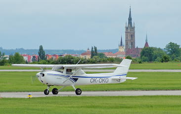 OK-OKG - Private Cessna 152