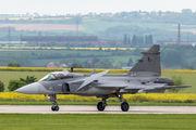 9244 - Czech - Air Force SAAB JAS 39C Gripen aircraft