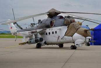3370 - Czech - Air Force Mil Mi-35