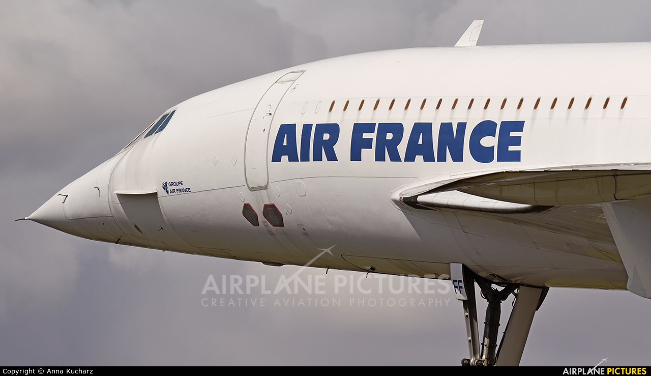 Air France F-BVFF aircraft at Paris - Charles de Gaulle