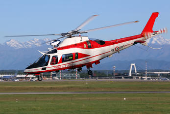 VF-80 - Vigili Del Fuoco Agusta / Agusta-Bell A 109E Power