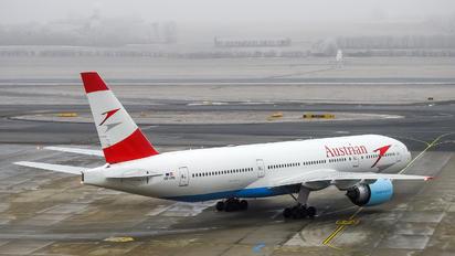 OE-LPB - Austrian Airlines/Arrows/Tyrolean Boeing 777-200ER