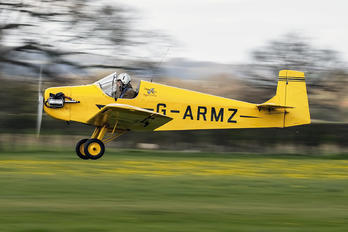 G-ARMZ - The Tiger Club Druine D.31 Turbulent