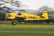 G-ARMZ - The Tiger Club Druine D.31 Turbulent aircraft
