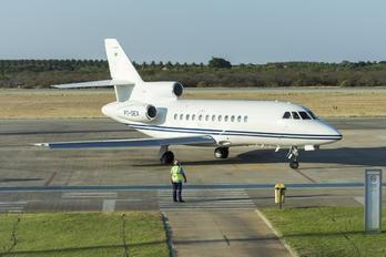 PT-OEX - Private Dassault Falcon 900 series