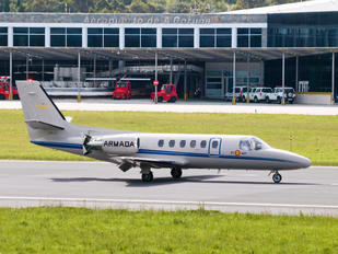 U.20-3 - Spain - Navy Cessna 550 Citation II