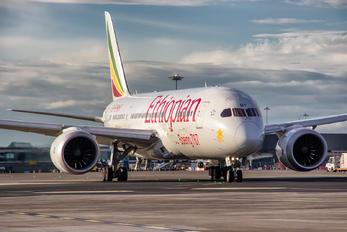 ET-AOT - Ethiopian Airlines Boeing 787-8 Dreamliner