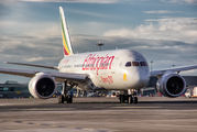 ET-AOT - Ethiopian Airlines Boeing 787-8 Dreamliner aircraft