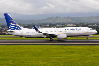HP-1828CMP - Copa Airlines Boeing 737-800