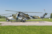 7355 - Czech - Air Force Mil Mi-24V aircraft
