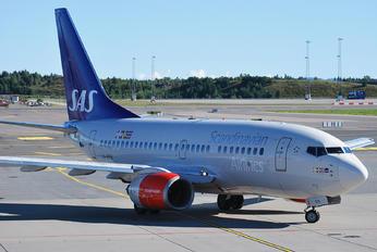 LN-RPB - SAS - Scandinavian Airlines Boeing 737-600