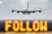 D-AIML - Lufthansa Airbus A380 aircraft
