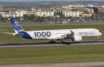 F-WWXL - Airbus Industrie Airbus A350-1000