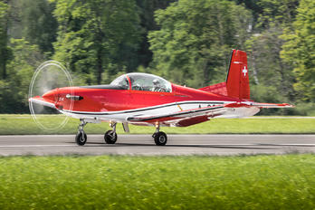 A-924 - Switzerland - Air Force: PC-7 Team Pilatus PC-7 I & II