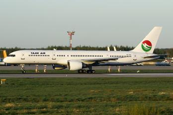 EY-751 - Tajik Air Boeing 757-200