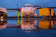 YU-ALO - Air Serbia ATR 72 (all models) aircraft