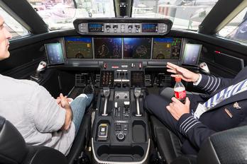 N505GD - Gulfstream Aerospace Service Corp Gulfstream Aerospace G VII-G500