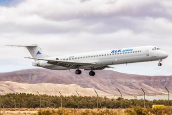 LZ-ADV - ALK Airlines McDonnell Douglas MD-82
