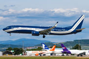 New 739BBJ in Global Jet Luxembourg's fleet title=