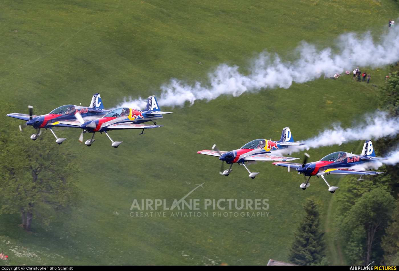 The Flying Bulls OK-FBB aircraft at Off Airport - Austria