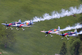 OK-FBB - The Flying Bulls : Aerobatics Team XtremeAir XA42 / Sbach 342