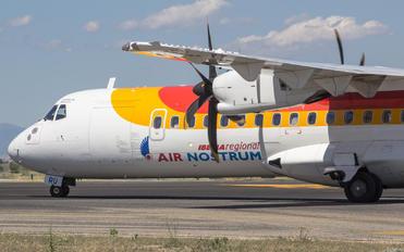EC-LRU - Air Nostrum - Iberia Regional ATR 72 (all models)