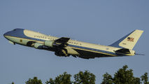 28000 - USA - Air Force Boeing VC-25A aircraft