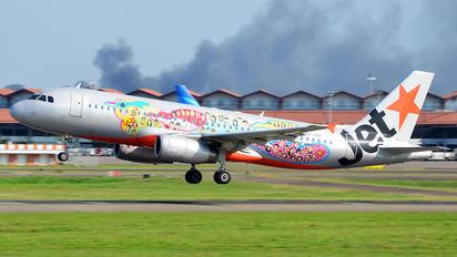 9V-JSH - Jetstar Asia Airbus A320