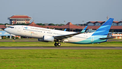 PK-GMC - Garuda Indonesia Boeing 737-800