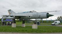 4003 - Czech - Air Force Mikoyan-Gurevich MiG-21MF aircraft