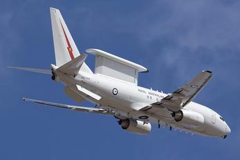 A30-002 - Australia - Air Force Boeing 737-700 Wedgetail