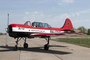 RA-1754G - Private Yakovlev Yak-52